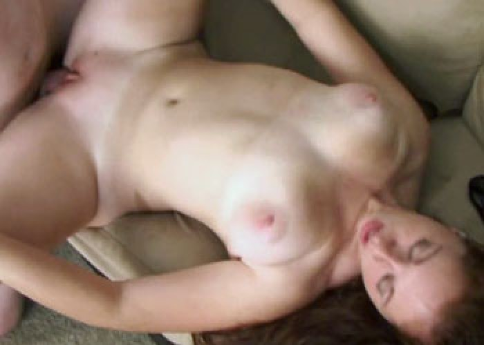 Redhead hottie Sadie gets banged